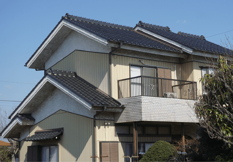 家屋の写真