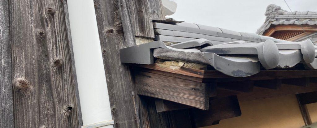 リペアルーフに屋根修理依頼がありました